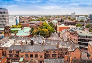 Ubytování Coventry, Veľká Británia
