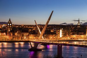 Ubytování Derry, Veľká Británia