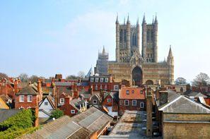 Ubytování East Midlands, Veľká Británia
