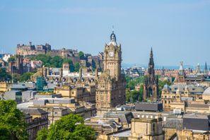 Ubytování Edinburgh, Veľká Británia