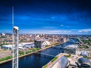 Ubytování Glasgow, Veľká Británia