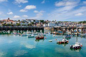 Ubytování Guernsey, Veľká Británia