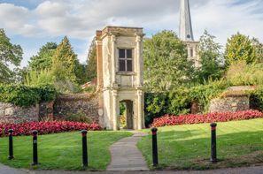 Ubytování Hemel Hempstead, Veľká Británia