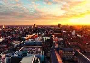 Ubytování Leicester, Veľká Británia