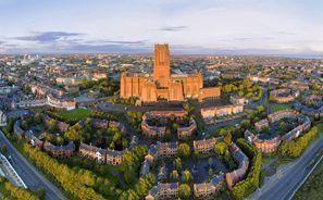 Ubytování Liverpool, Veľká Británia
