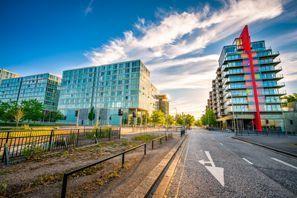 Ubytování Milton Keynes, Veľká Británia