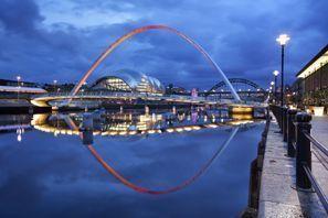 Ubytování Newcastle Upon Tyne, Veľká Británia