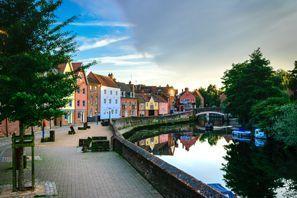 Ubytování Norwich, Veľká Británia