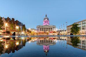 Ubytování Nottingham, Veľká Británia