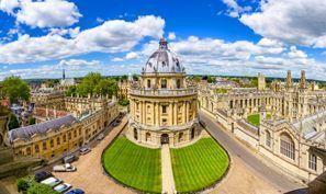 Ubytování Oxford, Veľká Británia