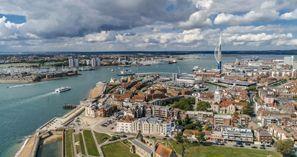 Ubytování Portsmouth, Veľká Británia