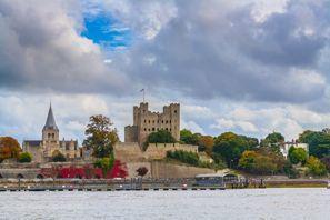 Ubytování Rochester, Veľká Británia