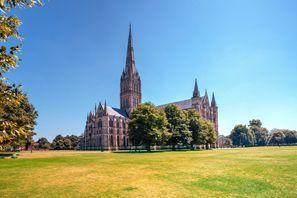 Ubytování Salisbury, Veľká Británia