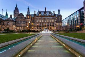 Ubytování Sheffield, Veľká Británia