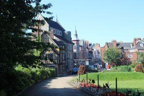 Ubytování Shrewsbury, Veľká Británia