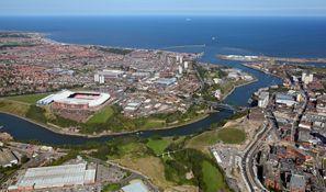 Ubytování Sunderland, Veľká Británia