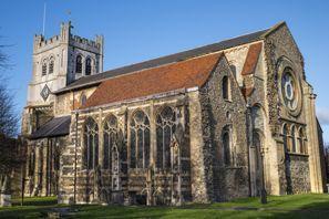 Ubytování Waltham Abbey, Veľká Británia