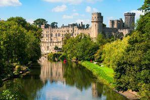 Ubytování Warwick, Veľká Británia