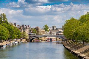 Ubytování York, Veľká Británia